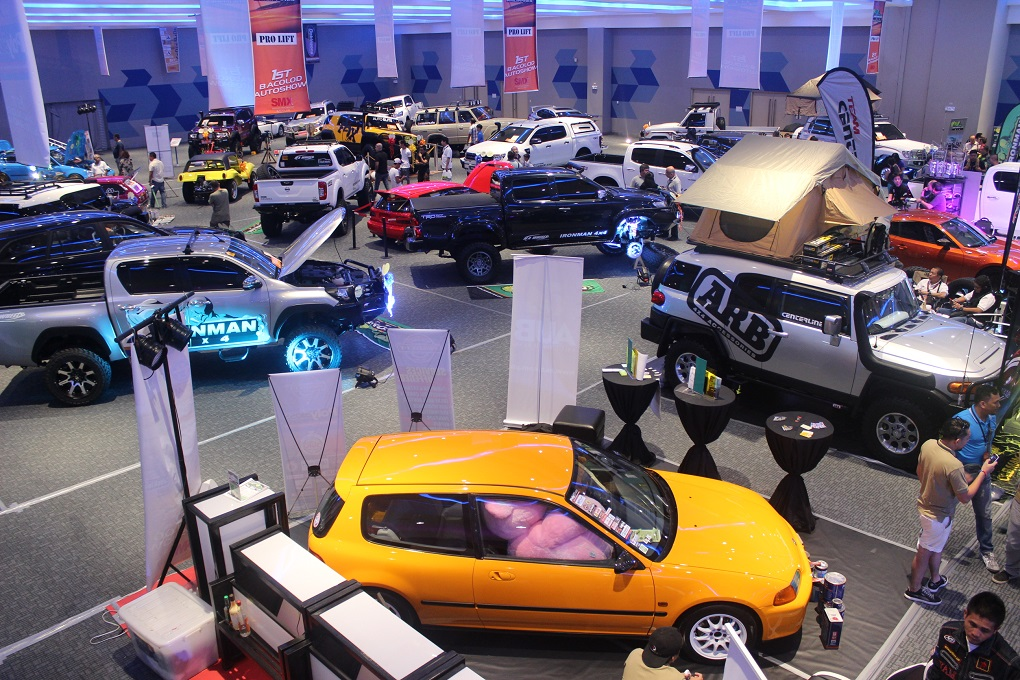 SMX Gears Up For Nd Bacolod Autoshow SMX Convention Center - Car convention